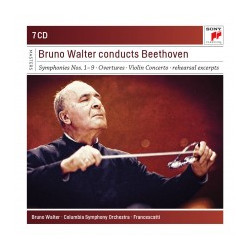 Bruno Walter Conducts Beethoven