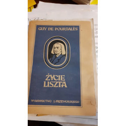 Życie Liszta. Guy de Pourtales