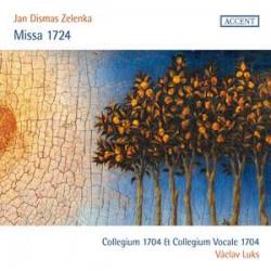 Missa 1724. Zelenka Jan Dismas