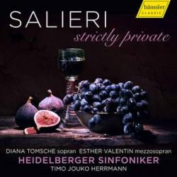 Strictly Private. Salieri