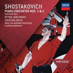 Shostakovich: Piano Concertos Nos. 1 & 2 & Symphony No. 9