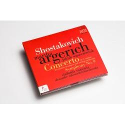 Shostakovich. Koncert fortepianowy w c-moll Op. 35, Symfonia nr 9 w Es-Dur Op. 70