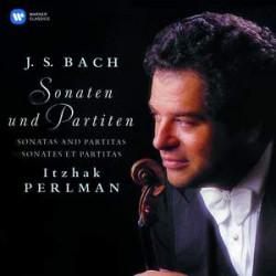 Bach, J S: Sonatas & Partitas for solo violin,