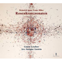 Biber: Rosenkranzsonaten, C 90-105