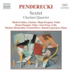Penderecki: Chamber Music