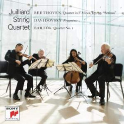 Beethoven - Davidovsky - Bartók