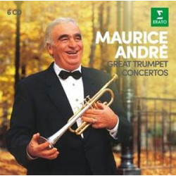 Maurice André: Great Trumpet Concertos