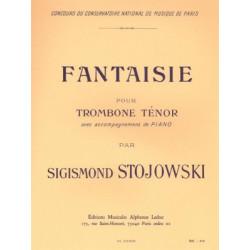 Fantaisie pour Trombone Tenor. Stojowski