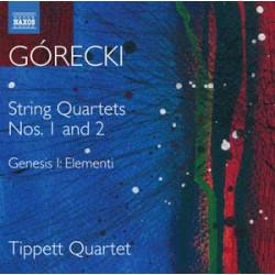 Górecki: String Quartets Nos. 1 & 2