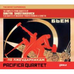 Shostakovich The Complete String Quartets