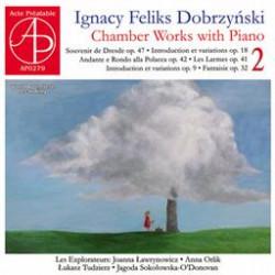 Ignacy Feliks Dobrzyński  Chamber Chamber with Piano - 2