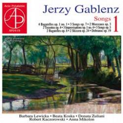 Jerzy Gablenz Pieśni 1