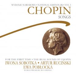 Chopin – Pieśni [B]