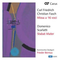 Fasch: Missa A 16 Voci | Scarlatti: Stabat Mater