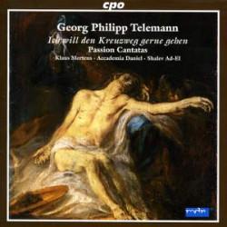 Telemann - Passion Cantatas