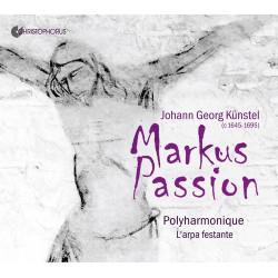 Johann Georg Künstel: Markuspassion