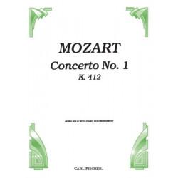 Concerto no.1 Mozart