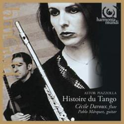 Piazzólla: L'Histoire du Tango