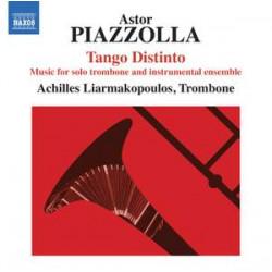 Piazzólla: Tango Distinto