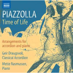 Piazzolla: Time of Life