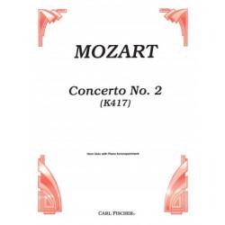 Concerto no.2  Mozart