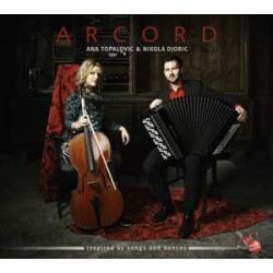 Arcord: Inspired by Songs & Dances