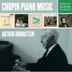 Arthur Rubinstein: Original Album Classics