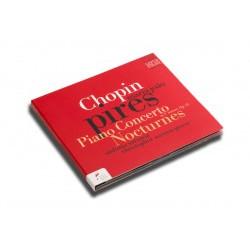 Chopin. Koncert fortepianowy f-moll op. 21, Nokturny