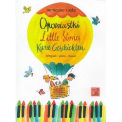 Agnieszka Lasko  Opowiastki na fortepian