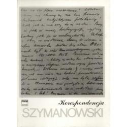 Karol Szymanowski  Korespondencja