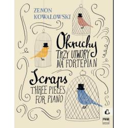 Zenon Kowalowski  Okruchy Trzy utwory na fortepian