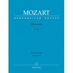 Mozart, Wolfgang Amadeus Idomeneo K. 366