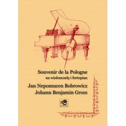 Bobrowicz Jan N. & Gross Johann B., Souvenir de la Pologne