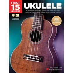 First 15 Lessons - Ukulele