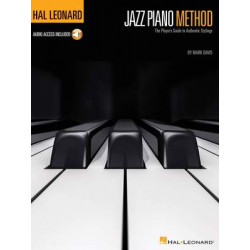 Mark Davis: Hal Leonard Jazz Piano Method