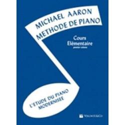 Michael Aaron: Méthode de Piano - Cours Élémentaire 1