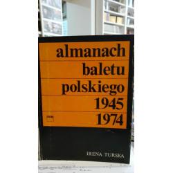 Turska Almanach baletu polskiego 1945-1974