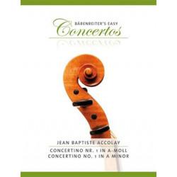 Accolay, JB: Concerto No.1 for Violin in A minor