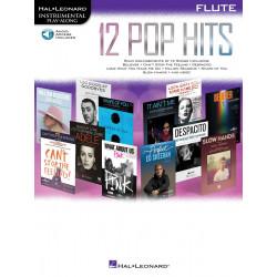 12 Pop Hits - Flute