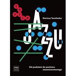 Teoria jazzu od podstaw do poziomu zaawansowanego Dariusz Terefenko