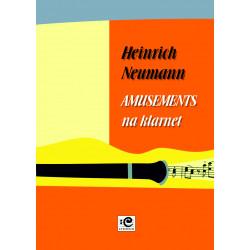 Neumann Heinrich, Amusements
