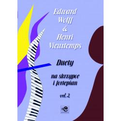Wolff Edward & Vieuxtemps Henri, Duety vol. 2