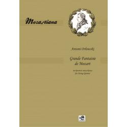 Orłowski Antoni, Grande Fantaisie de Mozart na kwintet smyczkowy