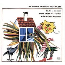 Bajki na akordeon Bronisław Przybylski