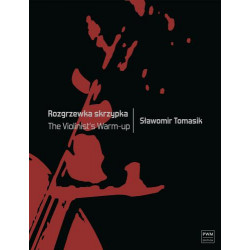Rozgrzewka skrzypka The Violinist's Warm-up Sławomir Tomasik
