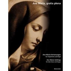 Various Composers: Ave Maria, gratia plena (L)