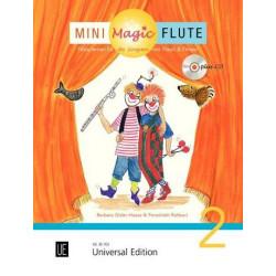 Barbara Gisler-Haase  Mini Magic Flute cz. 2 + CD