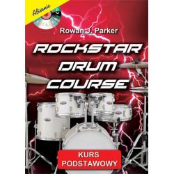 Rockstar Drum Course - kurs podstawowy R.J.Parker