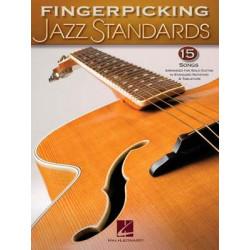 Fingerpicking Jazz Standarts