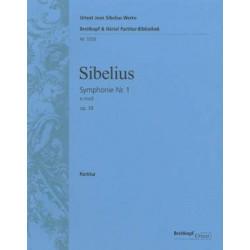 Sibelius: Symphonie Nr. 1 e-moll op. 39